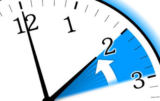 Ora solare 2017 termina l 39 ora legale tempo di spostare for Quando torna l ora legale 2017