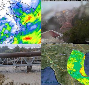 Piogge Torrenziali Jonio_Alta Calabria