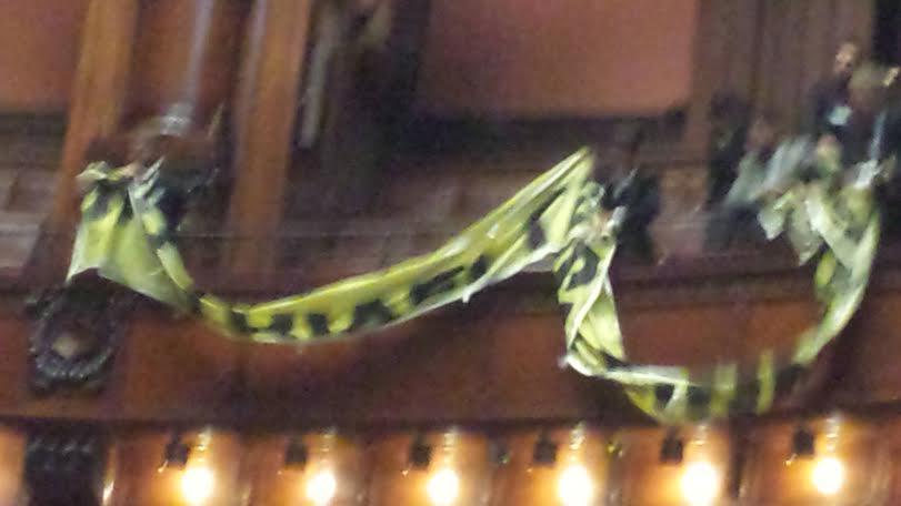 Ambiente blitz di greenpeace alla camera dei deputati for Votazione camera dei deputati
