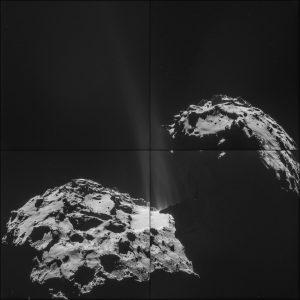 cometa sonda rosetta