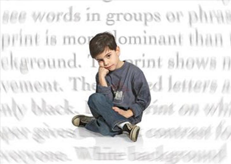 Dislessia nei bambini: una stimolazione celebrale per aiutarli nella lettura