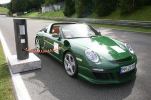 eRuf Sportwagen - So attraktiv ist Elektromobilit?t / eRuf sports car Ñ the attraction of electric mobility