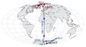 inversione poli magnetici terra