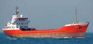 nave guinea liguria