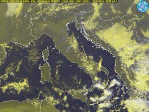 satellite meteo maltempo