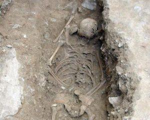 sepoltura bambina albenga