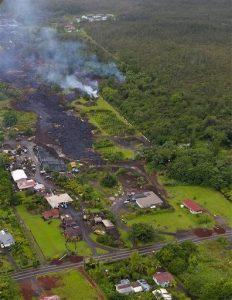 Hawaii Vulcano Kilauea