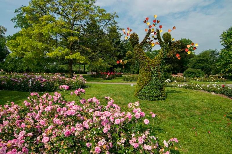 Il Giardino Botanico Di Montreal Un Angolo Di Paradiso In