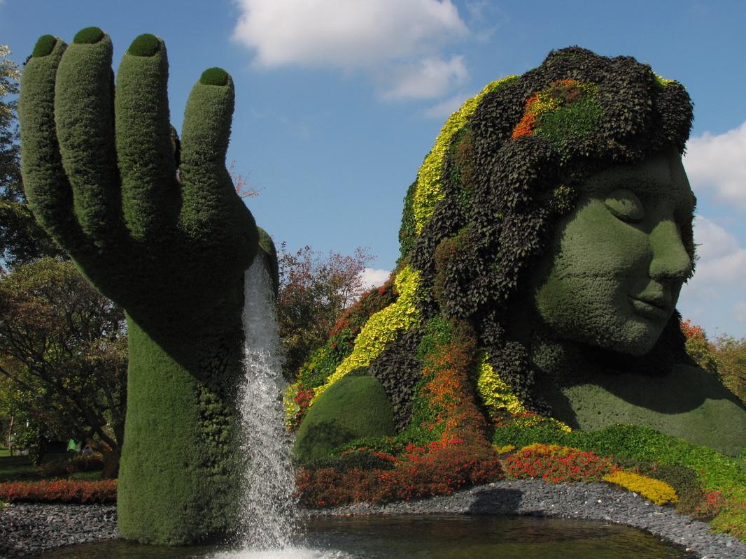 Il giardino botanico di montreal un angolo di paradiso in - Giardino tropicale ...