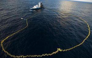 Albatun Tres Fishing Vessel and Net