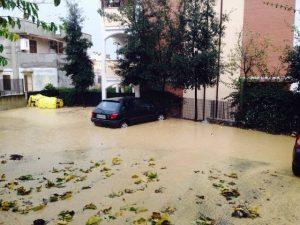 Santa Marinella alluvione 05