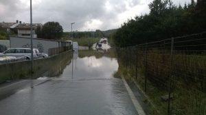 Santa Marinella alluvione