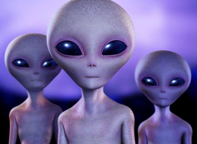 Sondaggio: da dove provengono gli alieni?