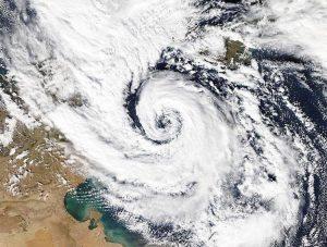 ciclone mediterraneo medicane