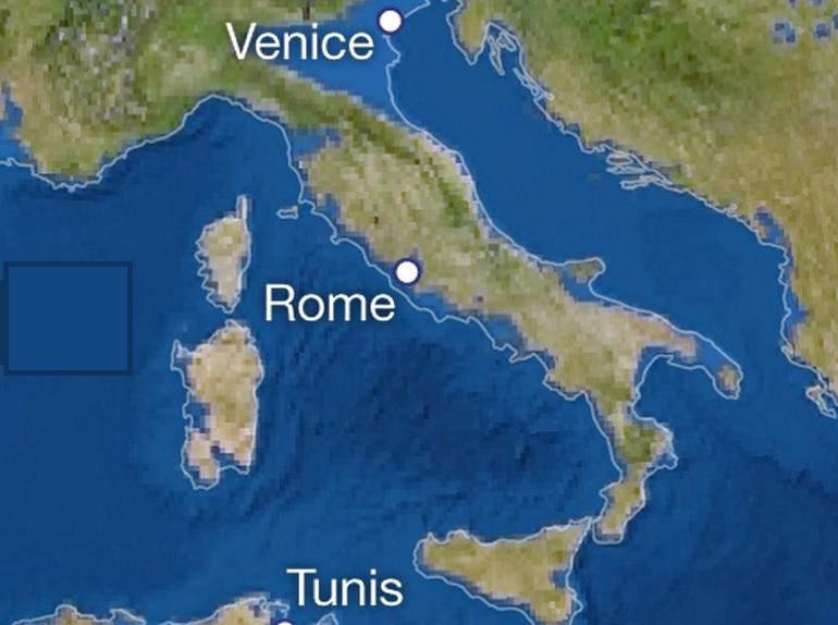 Allarme degli esperti accelera l 39 innalzamento del livello - Regioni italiane non bagnate dal mare ...