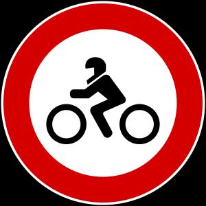divieto circolazione moto