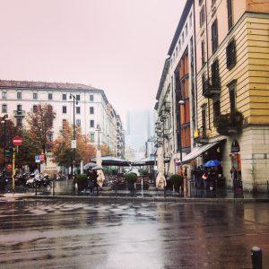milano piogge