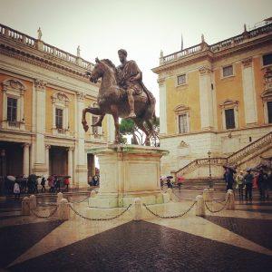 roma pioggia