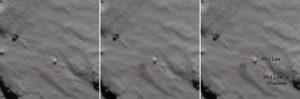 philae rosetta