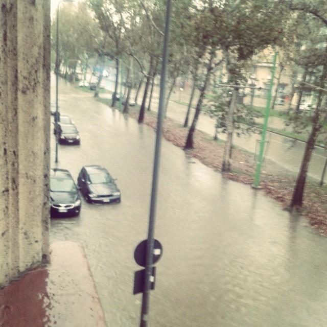 Comune Di Pavia Polizia Locale: Alluvione In Lombardia, Milano Allagata: Esondati Seveso E