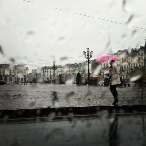 torino maltempo pioggia