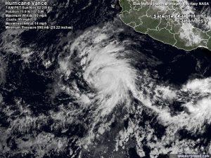 uragano vance