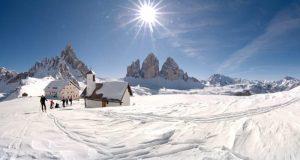 """Inverno """"pazzo"""" sulle Alpi: in Alto Adige è stato fino ad oggi il più caldo da 165 anni"""