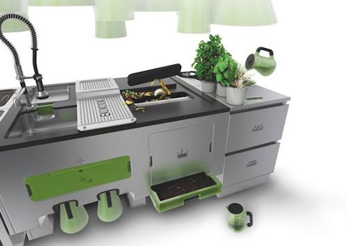Ambiente la guida per l 39 eco cucina a risparmio energetico - Consumo gas cucina ...