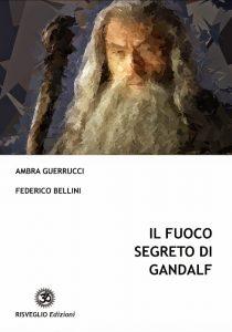 Il Fuoco Segreto di Gandalf copertina ufficiale PDF 31x22