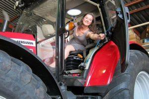 trattore polo sud