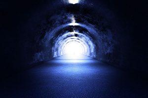Near Death Experience pre morte tunnel