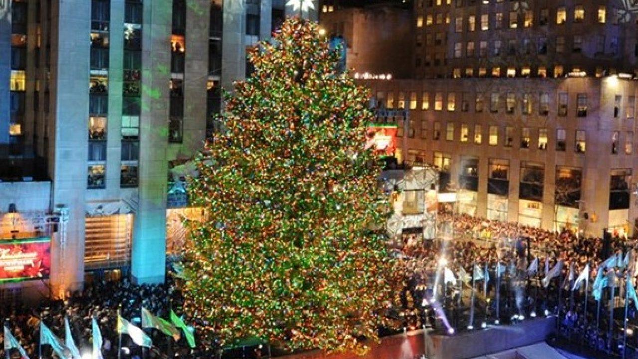 Alberi Di Natale Bellissimi.Ecco I 10 Alberi Di Natale Piu Belli Del Mondo Foto