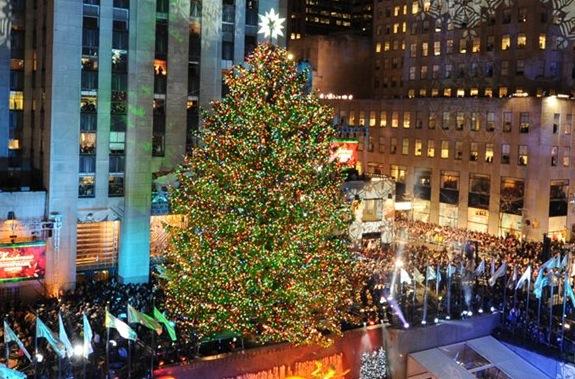 Albero Di Natale New York.Ecco I 10 Alberi Di Natale Piu Belli Del Mondo Foto