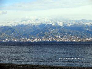 Reggio Calabria Neve Aspromonte Gambarie Fata Morgana 01