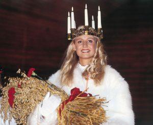 L'incoronazione di Santa Lucia
