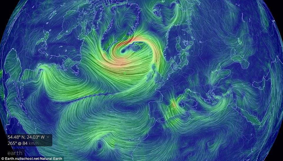 Szalejacy orkan na zachodzie Europy. �Tej zimy musimy sie do tego ...