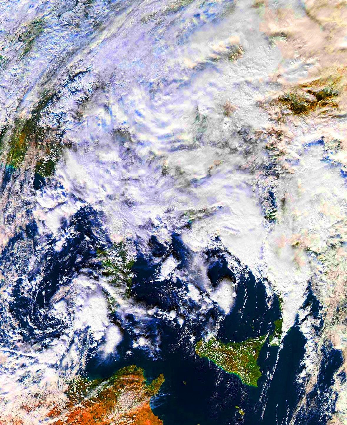 Le temperature di oggi in Italia: +8/+10°C a Milano, +11 ...
