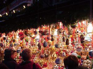 mercatino natalizio natale