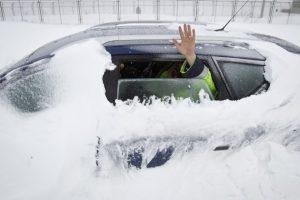 neve auto aiuto