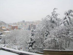 potenza neve