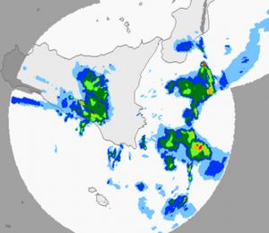 radar meteo sicilia