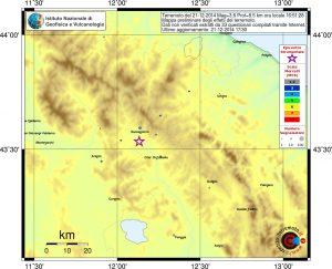 terremoto arezzo perugia 2