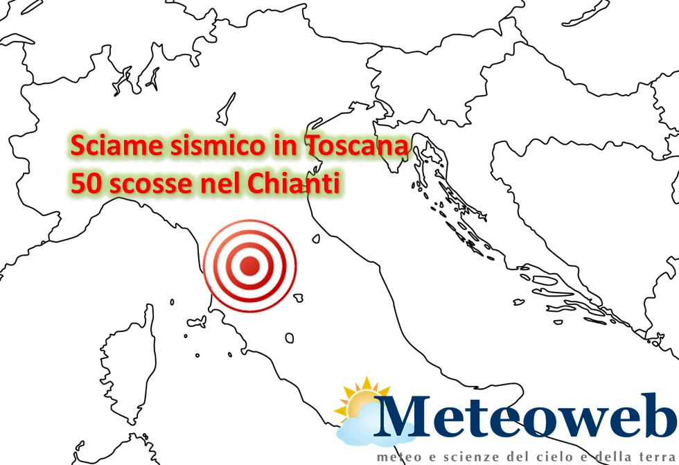 terremoto toscana firenze siena