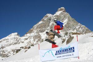 Breuil-Cervinia-Valtournenche sci