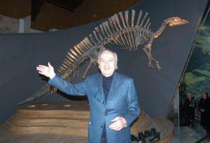 Giancarlo Ligabue paleontologo