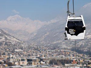 Telecabina-Aosta-Pila