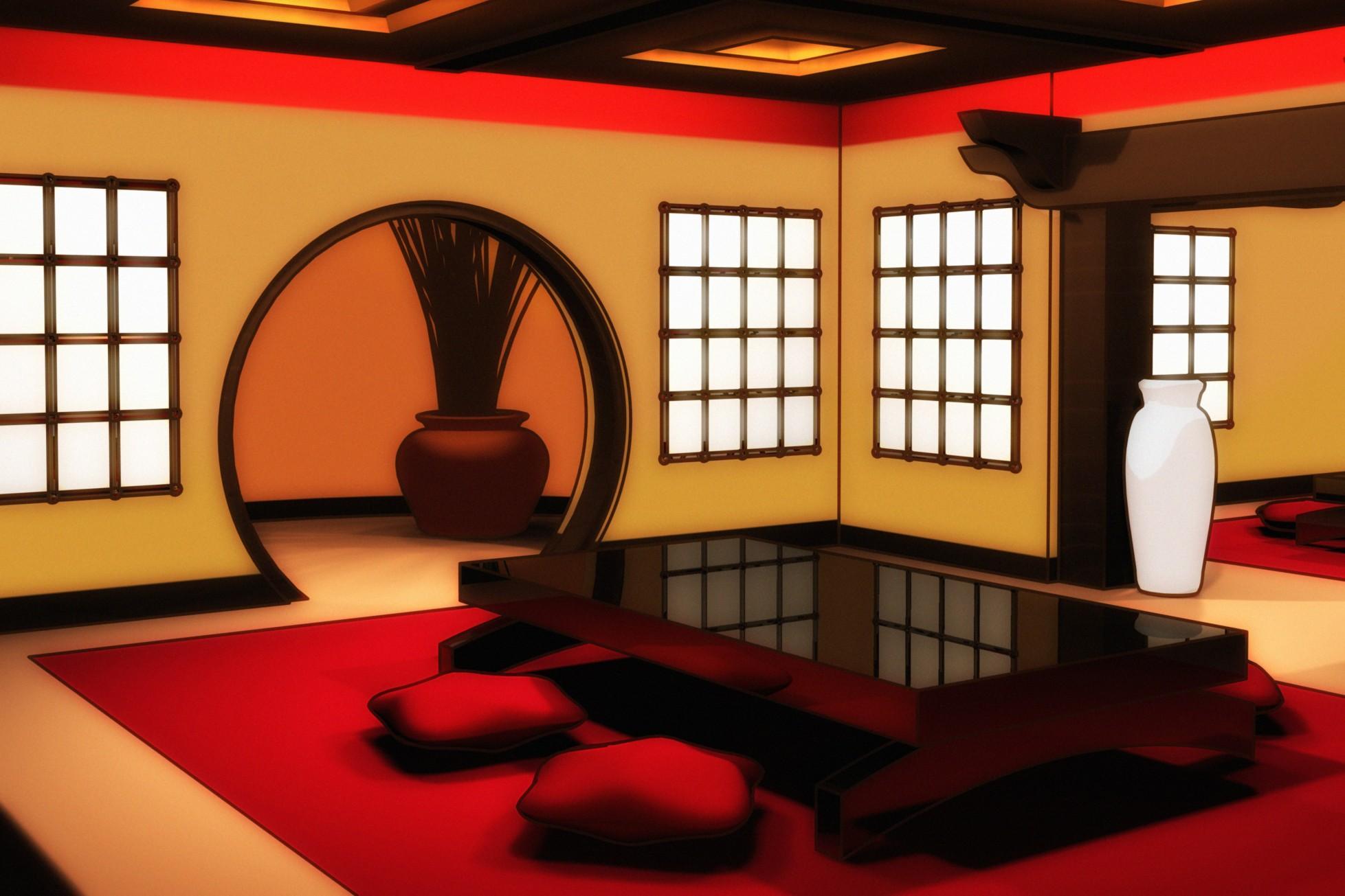 Arredare casa secondo il feng shui armonia delle forme ed for Arredamento cinese