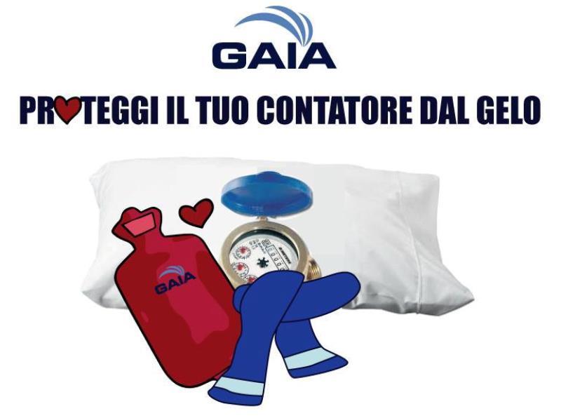 Emergenza gelo: Pavia Acque invita gli utenti a proteggere l'impianto idrico