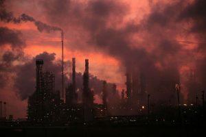 inquinamento ciminiere gas serra