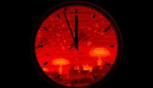 orologio apocalisse minuti a mezzanotte